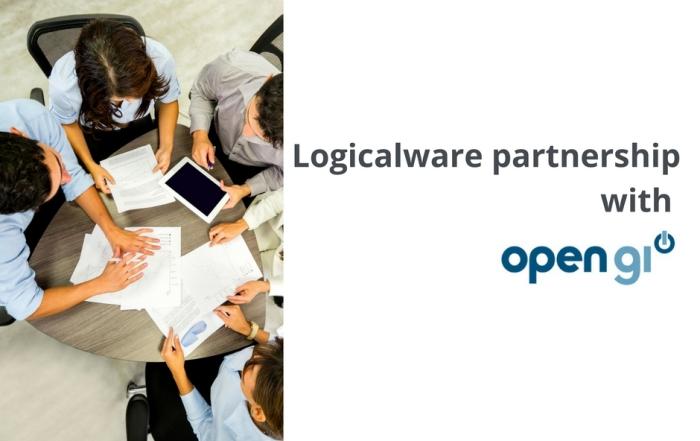 Logicalware partnershipwith Open GI (1)